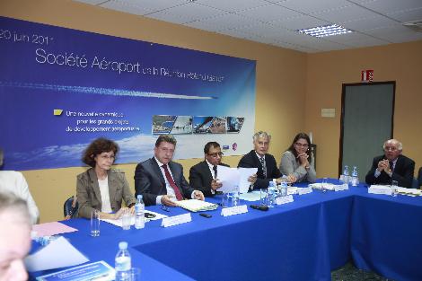 350 millions d'euros pour le développement des aéroports
