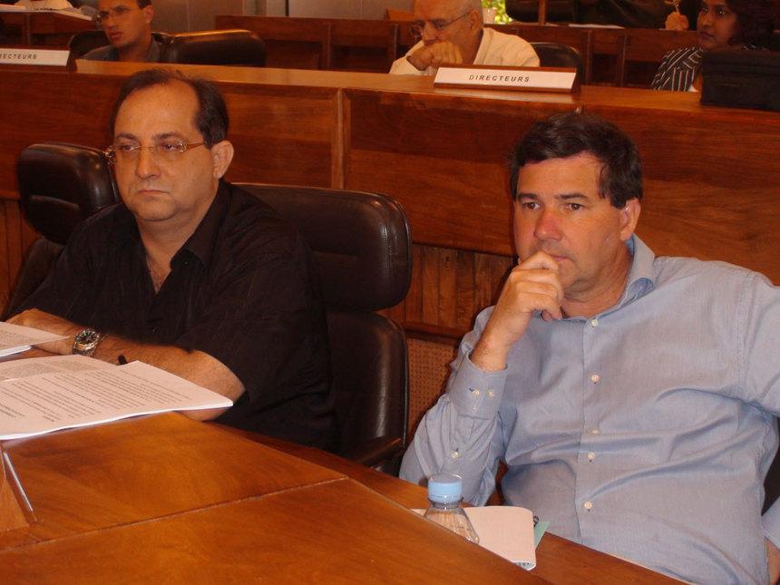 Législatives 2012 : Daniel Gonthier soutiendra Stéphane Fouassin