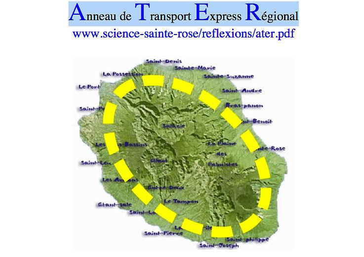 ATER, Anneau de transport express regional