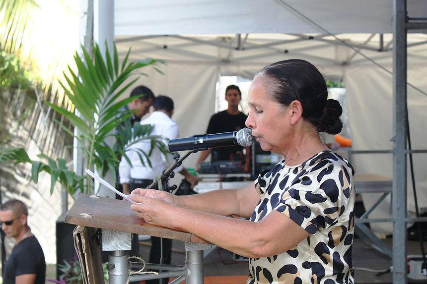 Anne-Marie Payet sur la liste Virapoullé, si le maire de Cilaos leveut bien