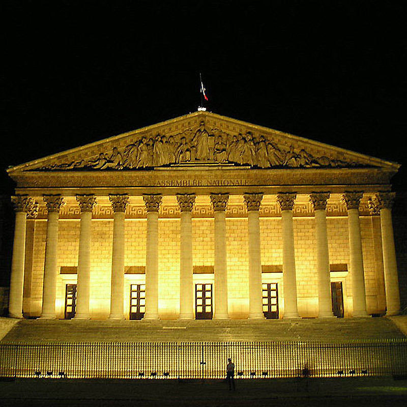 Législatives 2012 : la Droite pourrait basculer au Centre
