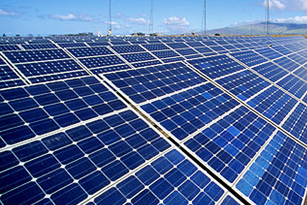 """Un créateur d'entreprise : """"Le photovoltaïque, c'est pas pour nous c'est pour les entreprises extérieures"""""""