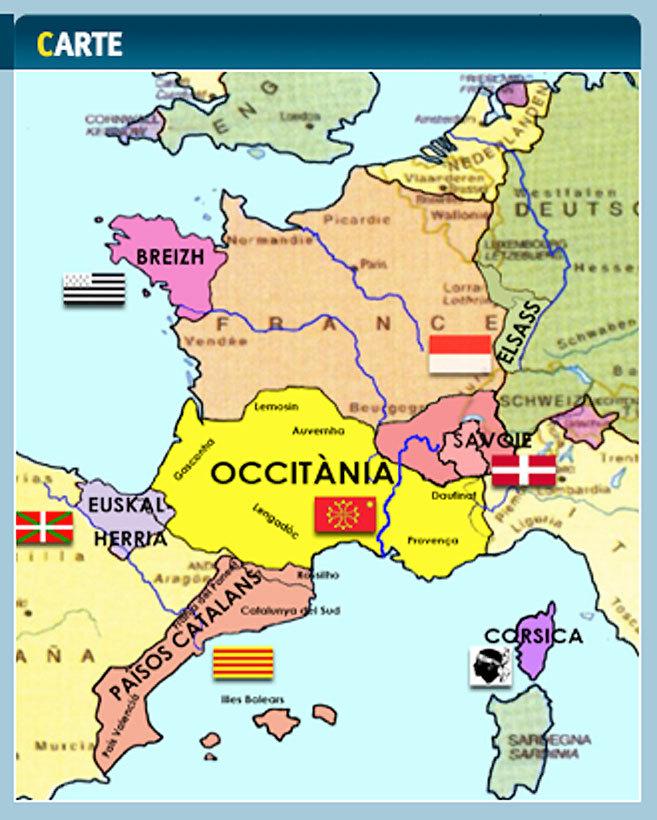 L'Université d'été des autonomistes bretons, basques... commencent aujourd'hui