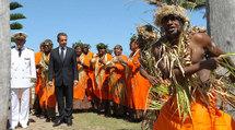 """Calédonie: Sarkozy a tenu un discours """"équilibré"""", selon certains indépendantistes"""