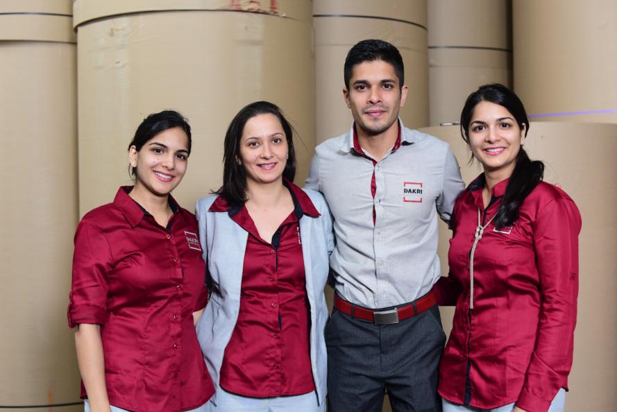 L'entreprise familiale dirigée par Nazir Dakri et ses sœurs Somaya et Aysha, a su rapidement prendre son envol pour devenir le leader mauricien des solutions de conditionnement sur mesure