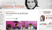 Le blog de Cécilia Attias (ex-Sarkozy)