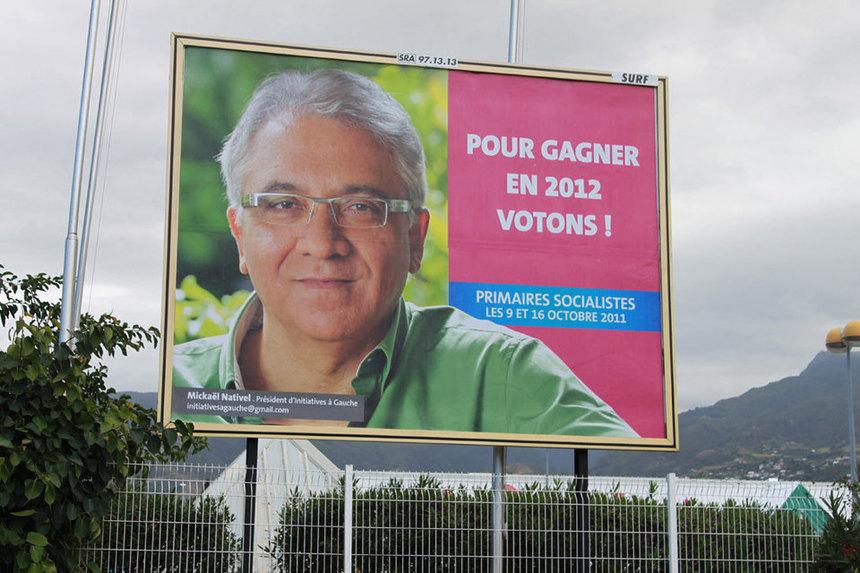 """Législatives 2012 : """"Je revendique l'investiture du PS"""", déclare Mickaël Nativel"""