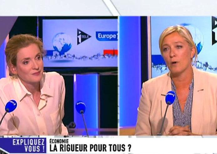 """Nathalie Kosciusko-Morizet : """"La suite, c'est protégé les populations"""""""