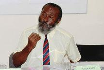 """Samuel Mouen s'en prend au Front national """"peu respectueux des Comoriens"""""""