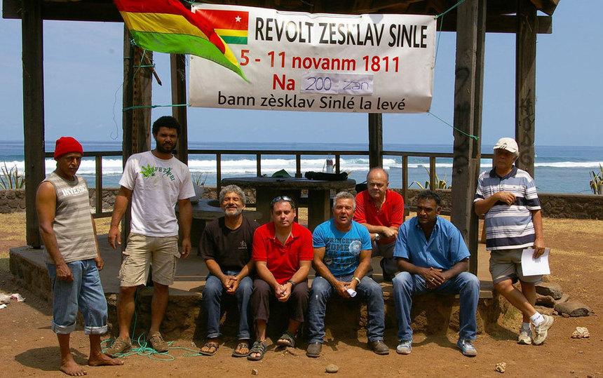 Nasion Rénioné commémore la révolte des esclaves de Saint-Leu