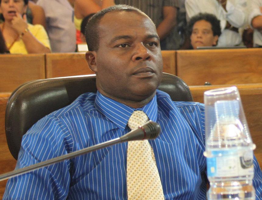 """Le 11 novembre, Cyrille Hamilcaro a lancé le """"Parti du Peuple"""""""