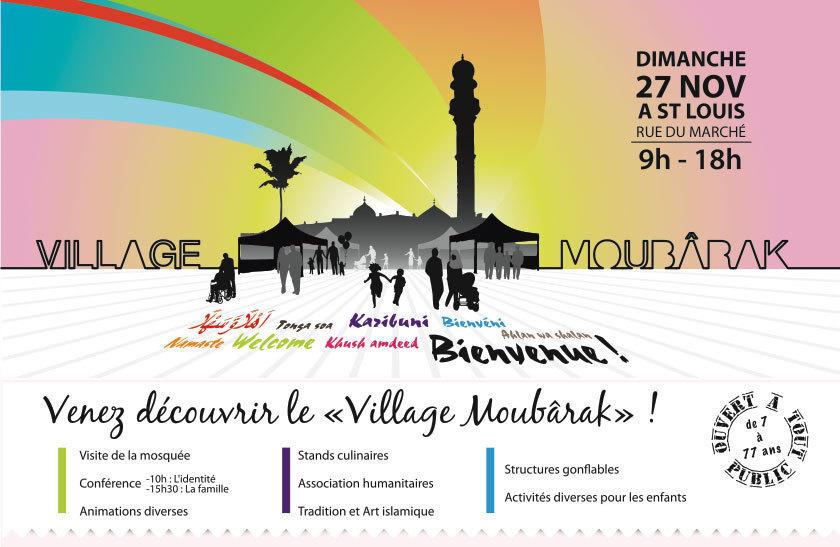 Village Moubarak, ce dimanche à Saint-Louis