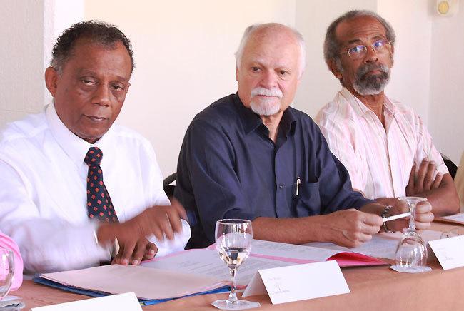 L'Alliance/PCR et le PS préparent un accord pour le second tour des Législatives 2012