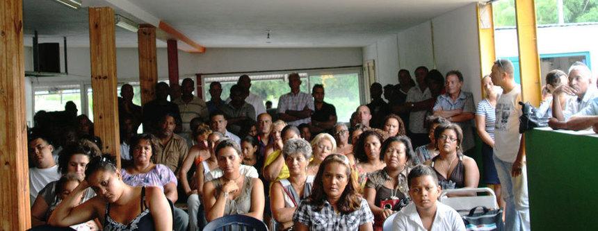 La section PCR de Ste-Suzanne veut Daniel Alamélou pour les Municipales partielles