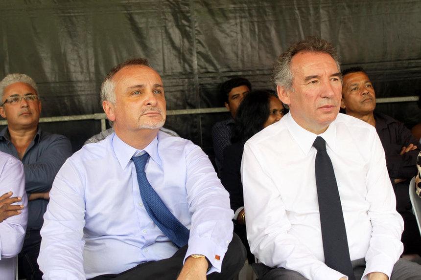 """Michel Lagourgue (Modem) : """"L'Union des centres doit être en harmonie avec la majorité centrale proposée par François Bayrou"""""""