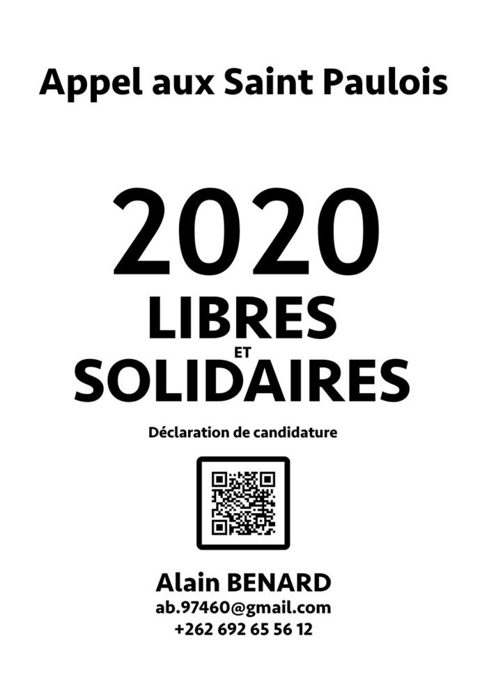 Alain BÉNARD : La déclaration