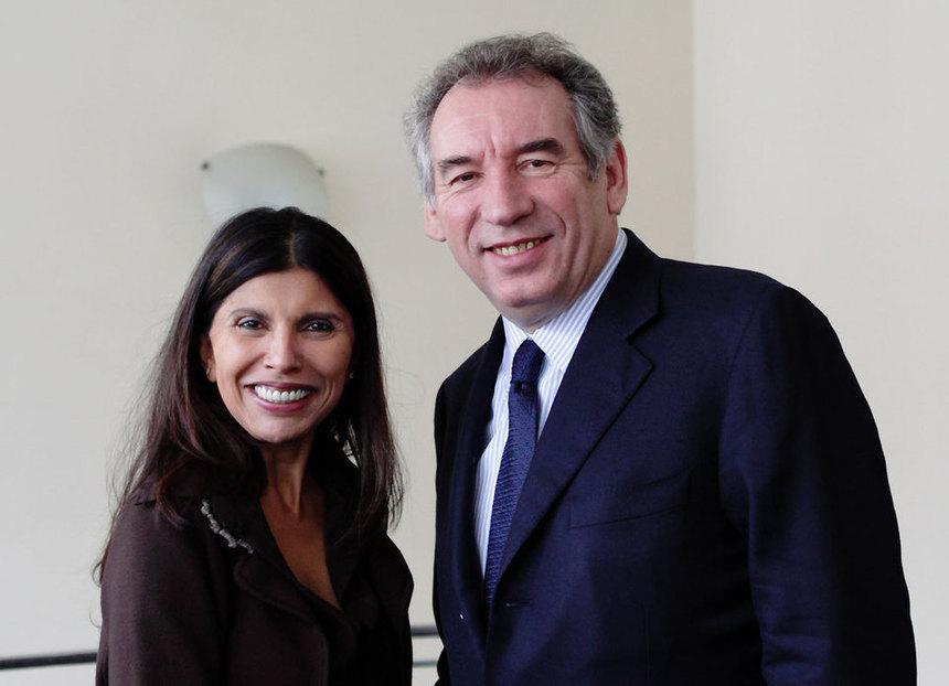 Nassimah Dindar soutient François Bayrou aux Présidentielles