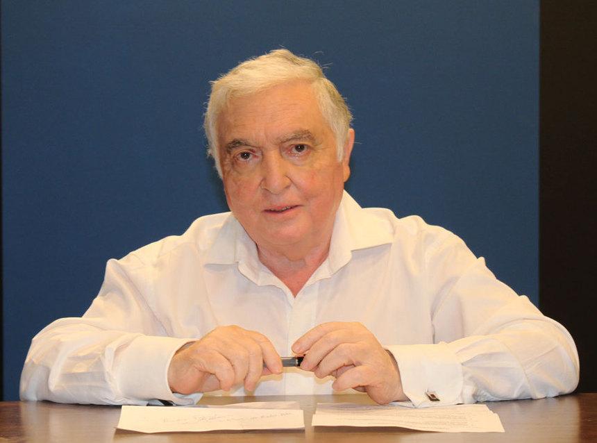 """Roland Robert : """"Nous devons tenir compte de la situation nouvelle où Daniel Alamelou s'est exclu du PCR"""""""