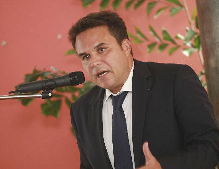 """Didier Robert : """"La levée des barrages doit permettre une reprise de l'activité économique"""""""