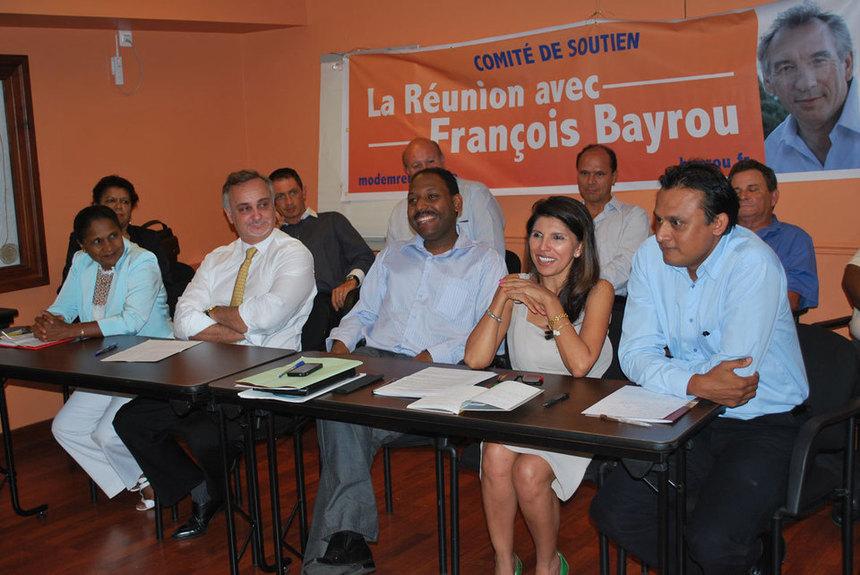 Le Modem-Réunion crée un comité soutien à François Bayrou