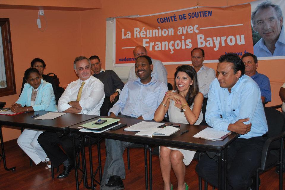 Michel Lagourgue/Nassimah Dindar : l'UDC et le Modem entre l'embarras du choix et le choix de l'embarras
