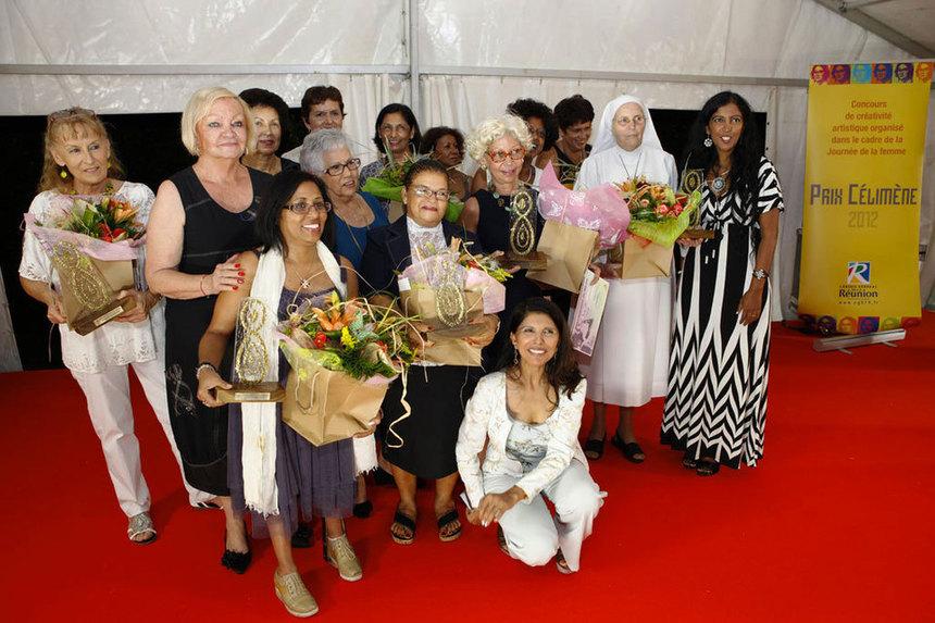 Douze femmes récompensées pour leur talent et mérite