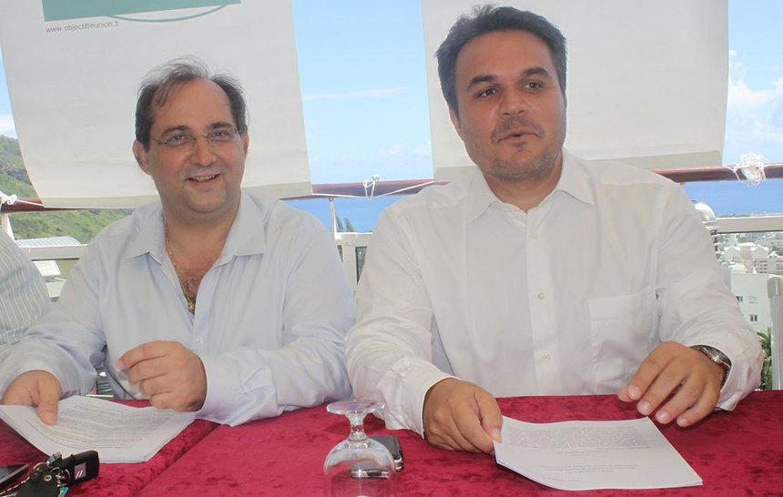 Stéphane Fouassin privilégie les projets structurants pour le développement de l'Est