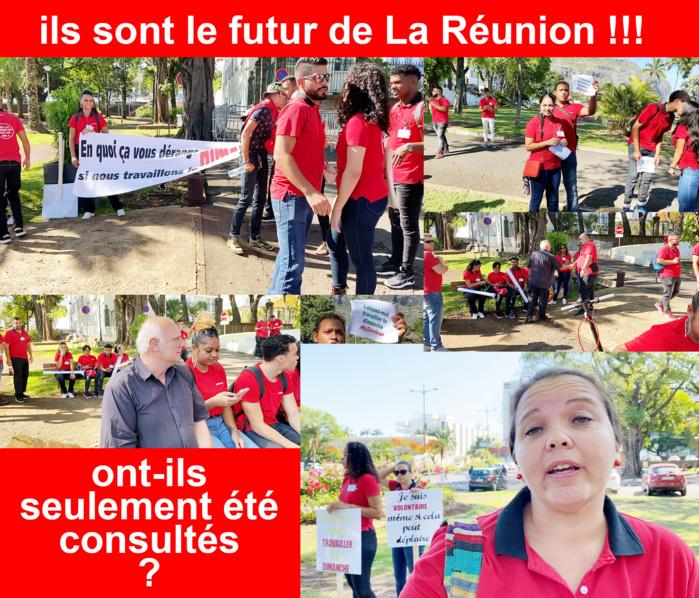 La Réunion gagnera par sa jeunesse