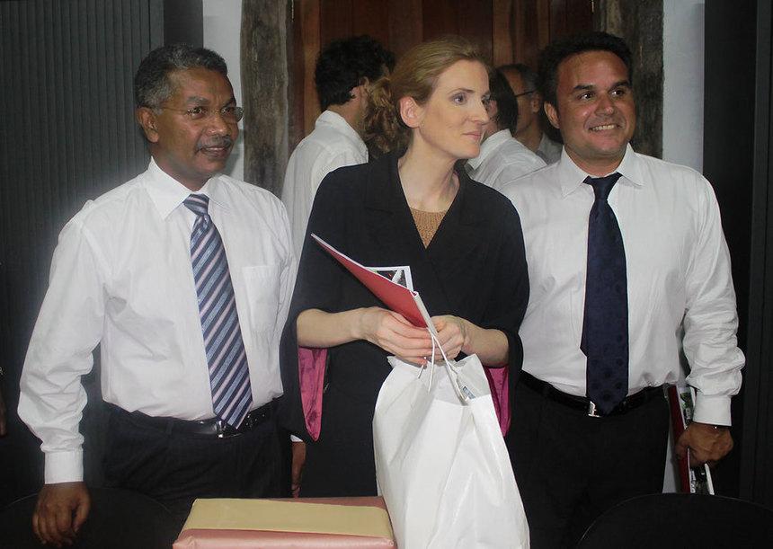 René-Paul Victoria peut-il perdre son ticket pour les Municipales de 2014 lors de ces Législatives 2012 ?