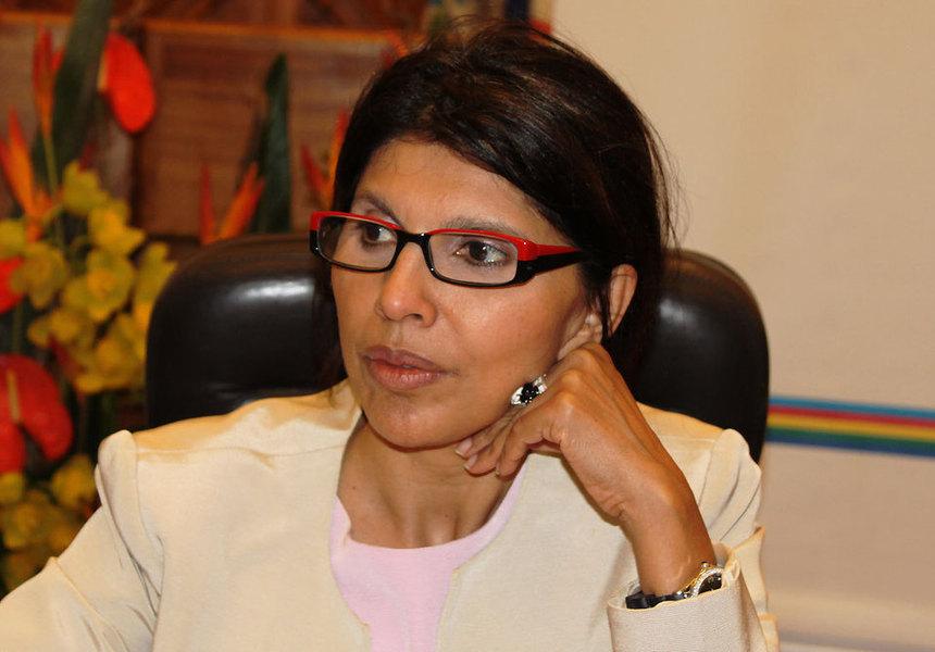Nassimah Dindar sait déjà pour qui elle va voter au second tour de la Présidentielle