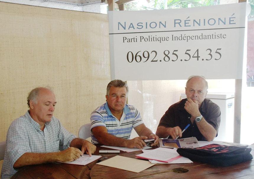 """LPLP : """"Nasion Rénioné, l'extrême droite nationaliste porteur de haine et de violence"""""""