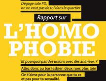 Quelles lois contre l'homophobie ?
