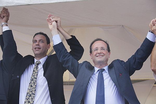 "Fabrice Hoarau : ""Le combat réel, c'est de ramener à La Réunion ce train qu'on lui a volé"""