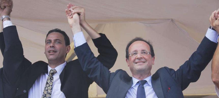 Septième circonscription : Thierry Robert, JC Lacouture et Fabrice Hoarau, la combinaison : ce sera deux contre un…