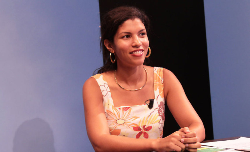 """Vanessa Miranville """"invite les électeurs à voter pour Huguette Bello, Nila Mintachy et des personnes à valeurs fortes"""""""