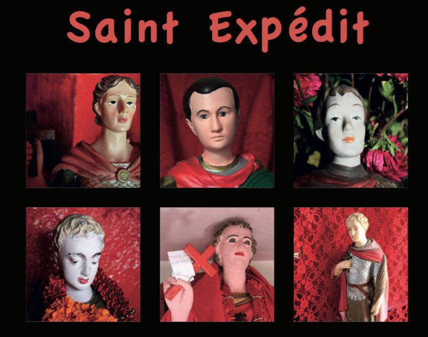 """Saint-Expédit : """"Ange ou démon"""""""