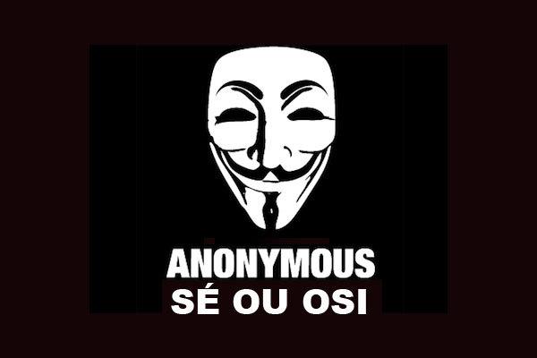 Nouveau message des Anonymous