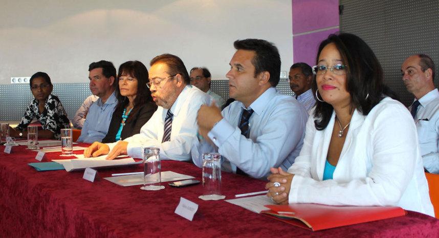 """""""Refondation de la Droite : associer pleinement les partenaires de La Réunion en confiance"""""""