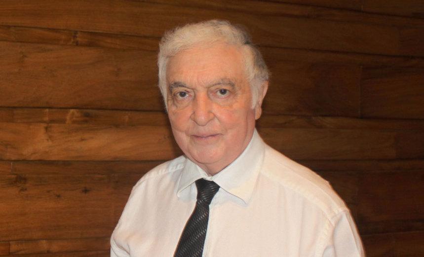 Roland Robert, 1er Vice-président du Conseil général