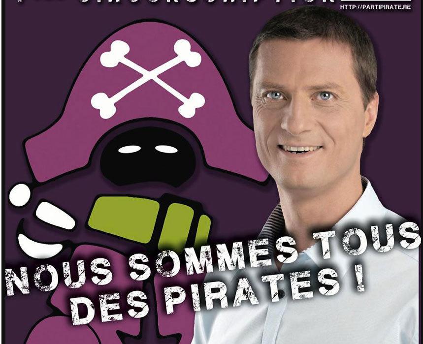 Revenu de base : le Parti pirate écrit au ministre de l'Outre-mer
