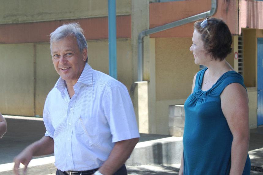 Maurice Gironcel place sa fille, Nadine Damour en position favorable pour les Cantonales de 2014