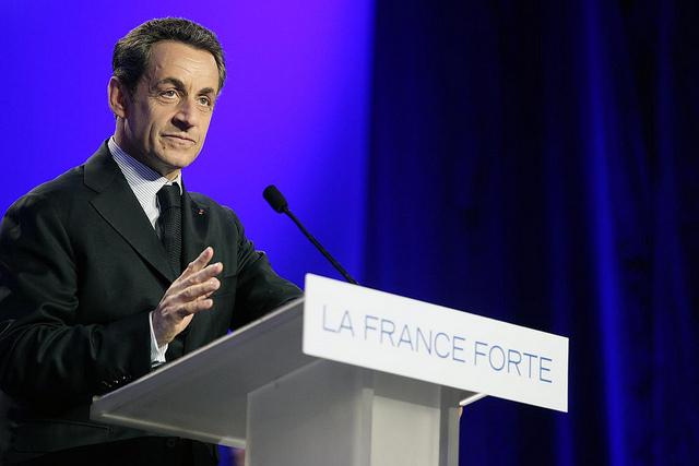 Cette fois-ci, Nicolas Sarkozy n'y est pour rien…