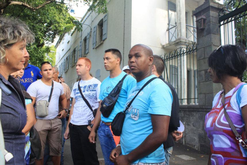 L'affectation des policiers réunionnais dans leur île, les proches tirent la sirène d'alarme