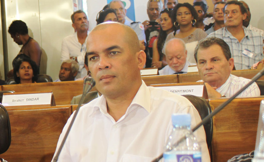 "Guito Ramoune : ""Je serai candidat aux prochaines municipales et cantonales"""
