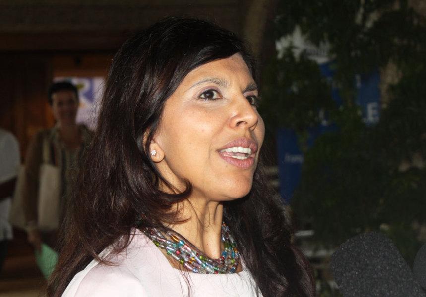"""Nassimah Dindar : """"Je porterai au ministre les attentes réunionnaises, notamment sur la vie chère"""""""