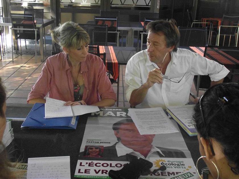 Route du Littoral : Jean-Pierre Marchau critique l'édito d'Yves Mont-Rouge