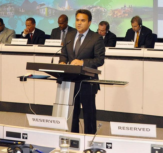 Didier Robert défend un plan spécial anti-crise pour La Réunion et les RUP