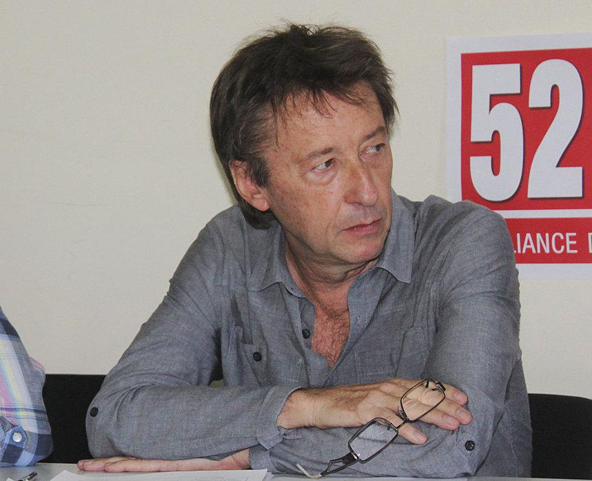 Jean-Pierre Marchau condamne les violences contre les journalistes