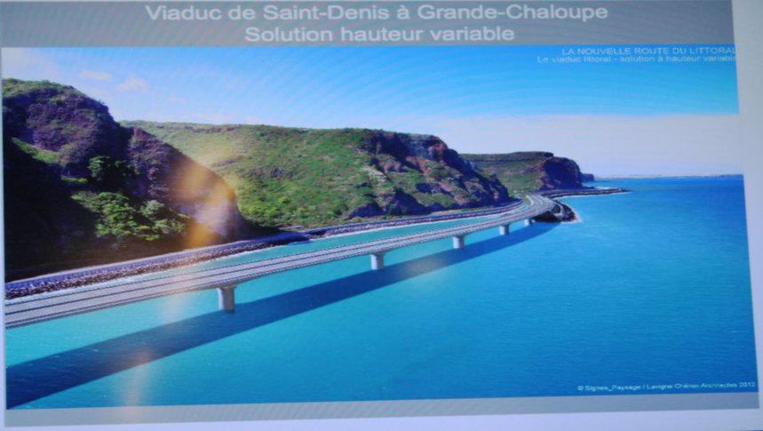 """Michel Vergoz : """"La route du Littoral est soutenue par tous les élus de La Réunion"""""""