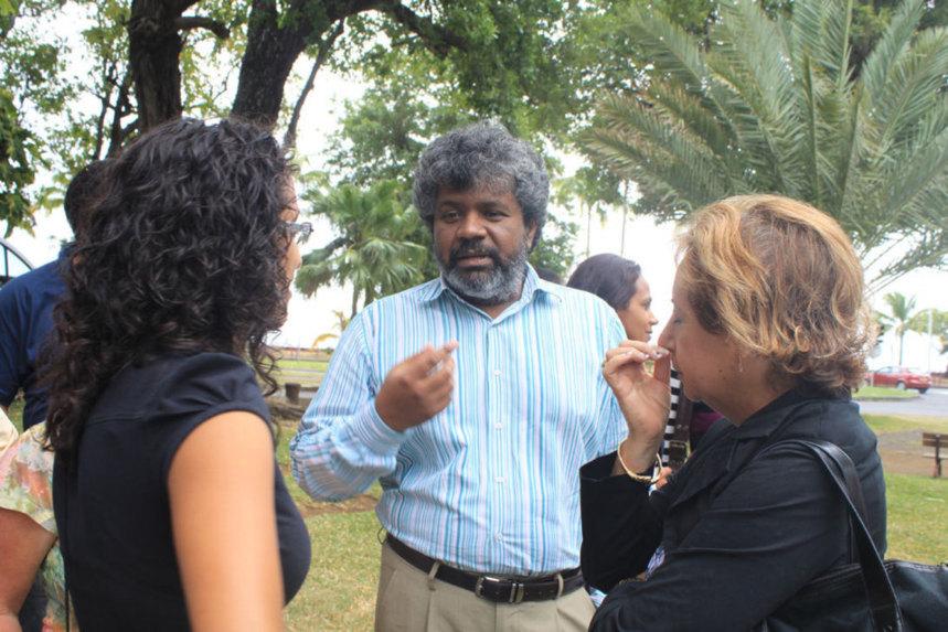 """""""Les promesses faites et non tenues lors des périodes électorales ne doivent-elles pas cessées sur l'île?"""""""